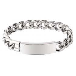 Gentlemens Stainless Steel Bracelet