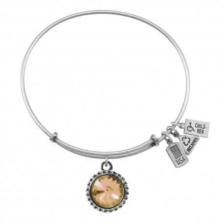 111 November Topaz Birthstone Bracelet