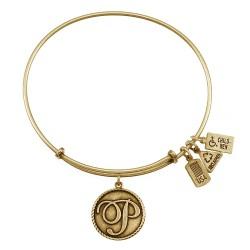 """165 Love Letter """"P"""" Bracelet"""