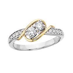 C3 1/2ct ring