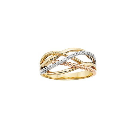 C5 front 1/10ct ring