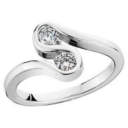 B12 diamond ring 2nd pg 1/8ct