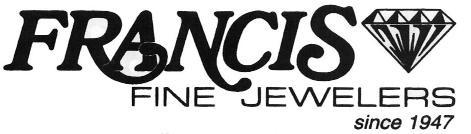 Francis Jewelers